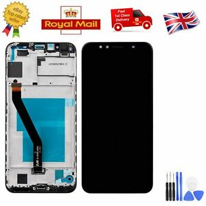 LCD Touch Screen For Huawei Y6 2018 ATU-L11 Black Display Replacement Digitizer