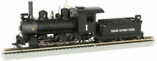 Spur On30 - Dampflok 0-6-0 Three Rivers Steel digital - 29401 NEU