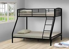 Metal Medium Beds with Mattresses