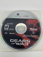 Gears of War (Microsoft Xbox 360, 2006) DISC ONLY Tested