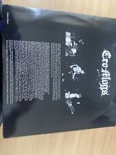 Cro-mags Best Wishes Profile Vinyl LP #F