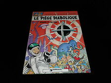 Edgard P Jacobs : Blake & Mortimer 6 : Le piège diabolique Editions Dargaud 1972