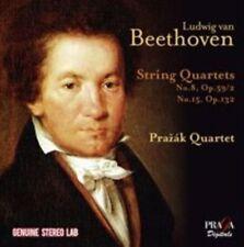 Beethoven: String Quartets No.8, Op..59/2, No.15. Op. 132, Prazák Quartet CD | 3