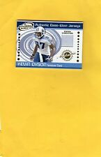 2001 PACIFIC PRISM ATOMIC JSY PATCH KEVIN DYSON #96