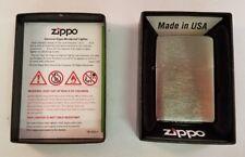 Zippo New in Opened Box Sealed with Original Sticker Z-101