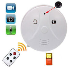 Mini SPY Hidden HD DVR Camera Smoke Detector Motion Detection Video Recorder Cam