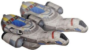 Firefly Serenity Oversized Plush Slippers Shoes Toy Vault  NEW! GREAT GIFT!