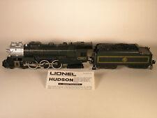 LIONEL 6-5484, TCA HUDSON 4-6-4 STEAM LOCOMOTIVE, OB, 1985