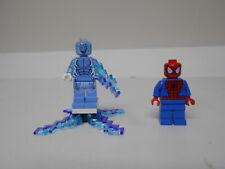 "GENUINE LEGO MARVEL ""SPIDERMAN AND ELECTRO"" MINIFIGURES(76014) FREE UK POSTAGE"