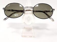 Ray Ban Rituals Vintage Silver leopard Oval B&L Sunglasses W2544 NOS Rare