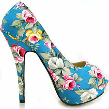 Women's Party Multi-Coloured Heels