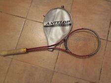 6025 )Raqueta De Squash Con Funda