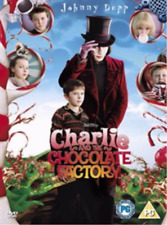 Missi Pyle, James Fox-Charlie and the Chocolate Factory DVD NEW