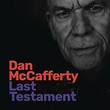 Dan McCafferty - Last Testament - LP Vinyl - New