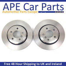 Rear Brake Discs Compatible With Nissan X-Trail 2.5(T31) 09/07-12/09