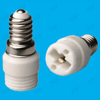 Small Edison Screw SES E14 To G9 Light Bulb Adaptor Lamp Socket Converter Holder