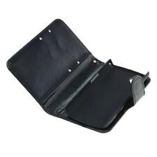 Book Case Astuccio Custodia Cellulare Borsa Astuccio Per Samsung gt-s5222/s5222 (Nero)