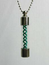 Resident evil T-Virus G-Virus Anti Anhänger / Pendant / Necklace (Green)