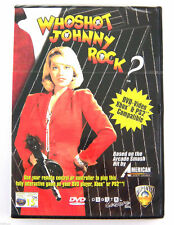Que Shot Johnny Rock Dvd Interactivo Juego utiliza Control Remoto Video Xbox Ps2