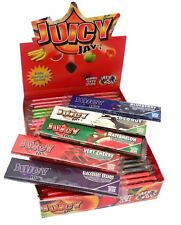 Mix & Roll JUICY JAY'S KING SIZE SLIM PAPERS  Aromablättchen Zigarettenpapier