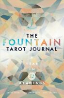 Fountain Tarot Journal : A Year in 52 Readings, Paperback by Gruhl, Jason; To...