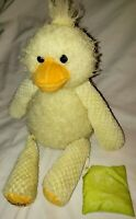 "Scentsy Buddy the Wellington The Duck 15"" Plush Scent Pack Stuffed Animal"