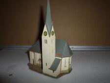 maquette 958  échelle N kibri église