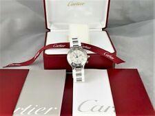 Cartier Autoscaph 21 watch Mens Watch Cartier Chronoscaph Watch MINT BOX PAPERS