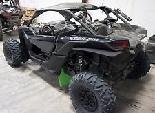 CanAm MAVERICK X3 XRS, XRC Mud Flaps, Fender Flares, by ROKBLOKZ All New! BLACK