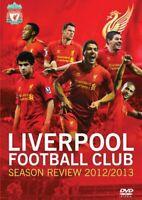 Liverpool FC: End of Season Review 2012/2013 DVD (2013) Liverpool FC cert E