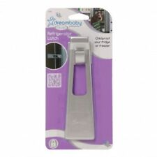 Dreambaby Refrigerator & Appliance Child Safety Latch Lock - Silver - L1002