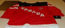 Canada 2015 World Juniors Hockey Jersey 100th Anniversary Age 12-16 L/XL Youth