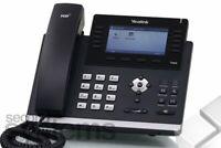 Yealink SIP-T46G IP Telefon SIP Standard LCD-Display Schwarz T46G - TOP