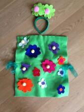 Kostüm Blumen Wiese Kinder Karneval Kleinkind Fasching Verkleidung
