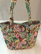 Vera Bradley Vera Tote TUTTI FRUTTI Quilted Purse Shoulder Bag Retired NEW