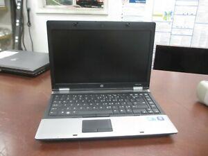 "HP ProBook 6450b 14"" Intel Core i5-M520 2.40Ghz 4GB 250GB Linux Laptop w/ AC"