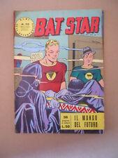 BAT STAR - Albi dell' Avventuroso n°113 1965 ed. Spada [G280] Discreto