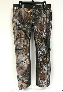 $90 Under Armour Women's 1293111-947 Early Season Hunting Pants Size 6 - 0G_16
