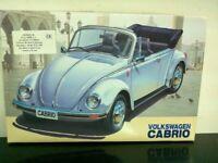 Imai Kit di Montaggio 1:24 VW VOLKSWAGEN Beetle CABRIO MIB, 1994 Japan