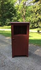 Primitive Handcrafted Laurel Mountain Pantry
