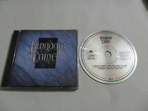 Kingdom Come - Kingdom Come (CD 1988) Hard Rock / West Germany Pressing