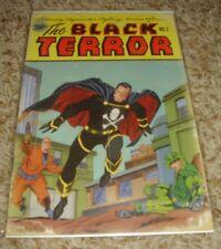 BLACK TERROR #2 GEORGE TUSKA 1 in 15 VARIANT NM Dynamite