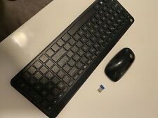 HP Wireless Keyboard and Mouse Combo C6020