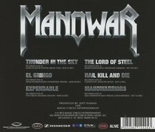 MANOWAR - THE LORD OF STEEL-LIVE   CD NEUF