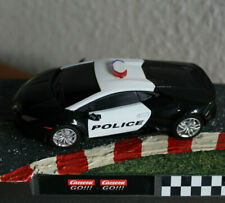 Carrera GO 64098 Lamborghini Huracan LP610-4 Miami Beach Police 1:43 Licht Auto