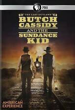 American Experience: Butch Cassidy & Sundance Kid Dvd New Sealed, Free Shipping