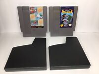 Nintendo Nes Game Bundle Rampage Super Mario Bros. Duck Hunt & Track Meet