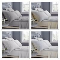 Catherine Lansfield 500 Thread Count Luxury Sateen Hotel Quality Sheets