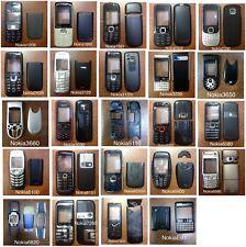 Housings Nokia 2100 2300 2600 3100 3230 3310 3650 5110 6100 6600 6610 7210 7250
