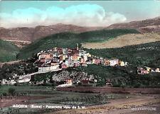 # AGOSTA: PANORAMA VISTO DA SUD-EST